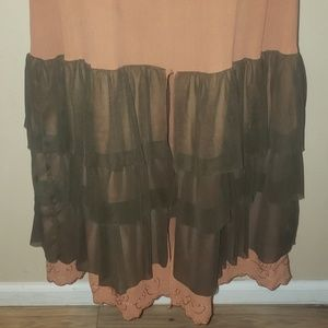 Nataya Dresses - Nataya dress lace ruffles size small?